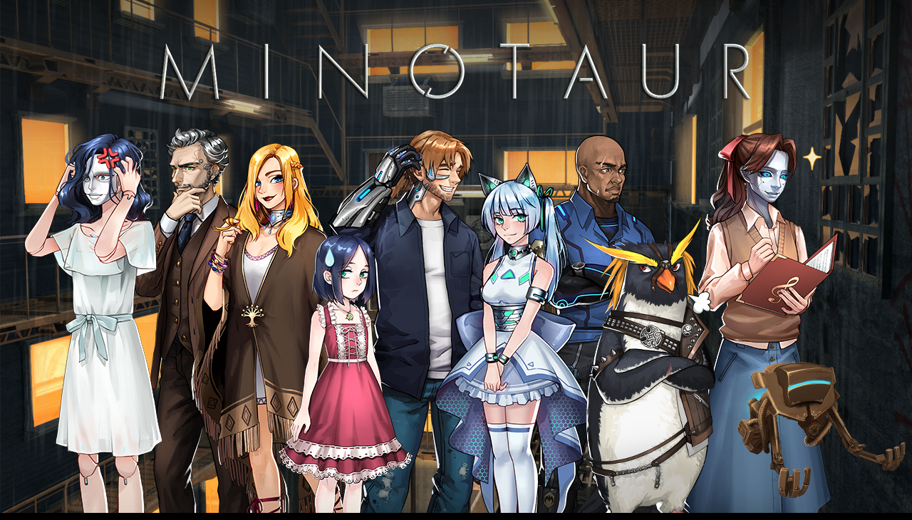 Minotaur Kickstarter Trailer